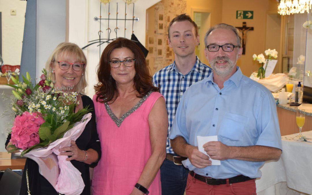 Friseurmeisterin Jutta Maaß feiert 40 jähriges Jubiläum mit langer Tradition