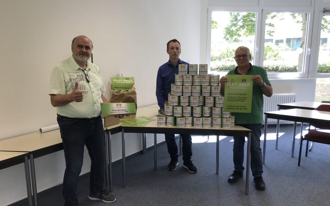 """""""Bäcker helfen Bäckern"""" – Spendendosen stehen weiter in den Filialen"""