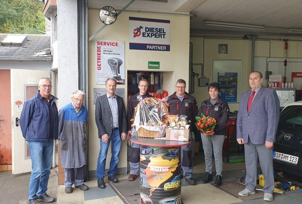 75 Jahre Autotechnik Gaß in Rhaunen – von der Schmiede zur hochmodernen KFZ-Werkstatt