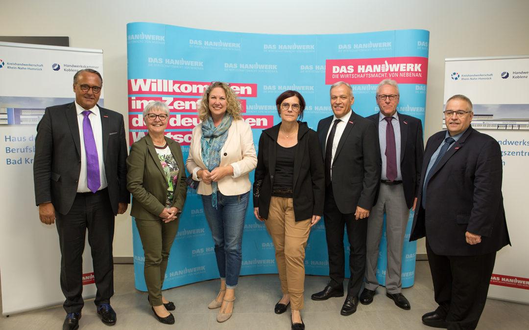 """Neues """"Haus des Handwerks"""" in Bad Kreuznach feierlich eröffnet"""